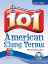 کتاب زبان 101 American Slang Terms with CD