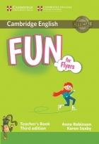 کتاب زبان Fun for Flyers Teacher's Book Third Edition