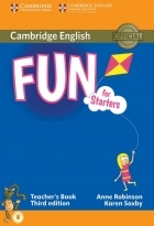 کتاب زبان Fun for Starter Teacher's Book Third Edition