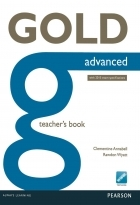 کتاب معلم Gold Advanced Teacher's Book