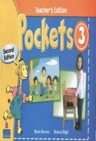کتاب زبان Pockets 3 Teacher's Edition Second Edition