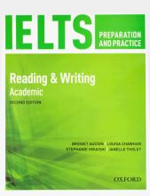 کتاب زبان IELTS Preparation and Practice 2nd(Reading & Writing)Academic