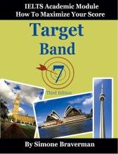 کتاب زبان Target Band 7-IELTS Academic Module 3rd -Braverman