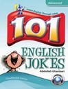 کتاب زبان 101 English Jokes Advanced with CD