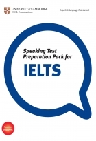 کتاب زبان Speaking Test Preparation Pack for IELTS
