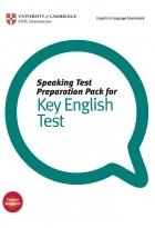 کتاب زبان Speaking Test Preparation Pack for Key English test