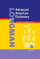 کتاب زبان Longman Advanced American Dictionary 3rd Edition
