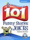 کتاب 101 Funny Stories & Jokes Elementary With CD