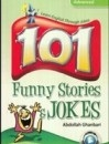 کتاب زبان 101 Funny Stories & Jokes advaned With CD