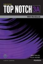 کتاب آموزشی تاپ ناچ ویرایش سوم Top Notch 3A with Workbook Third Edition