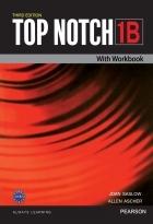 کتاب آموزشی تاپ ناچ ویرایش سوم  Top Notch 1B with Workbook Third Edition