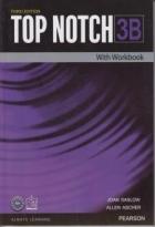 کتاب آموزشی تاپ ناچ ویرایش سوم Top Notch 3B with Workbook Third Edition