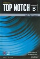 کتاب آموزشی تاپ ناچ ویرایش سوم Top Notch Fundamentals B with Workbook Third Edition