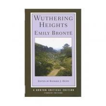 کتاب زبان Wuthering Heights-Norton Critical