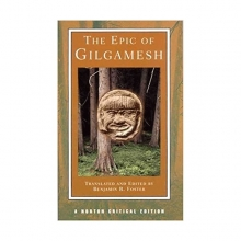 کتاب زبان The Epic of Gilgamesh-Norton Critical