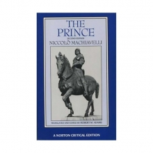 کتاب زبان The Prince-Norton Critical