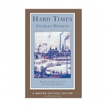 کتاب زبان Hard Times-Norton Critical