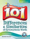 کتاب زبان 101differences and similarities of synonymous words +cd