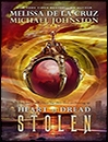 کتاب زبان Heart of Dread-Stolen-Book2