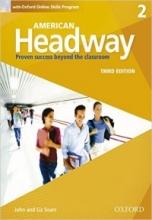 کتاب آموزشی امریکن هدوی American Headway 2 (3rd) SB+WB+CD