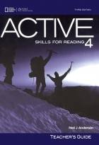 کتاب زبان Active Skills for Reading 4 Third Edition Teacher's Guide