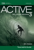 کتاب زبان Active Skills for Reading 3 Third Edition Teacher's Guide