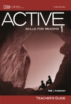 کتاب زبان Active Skills for Reading 1 Third Edition Teacher's Guide