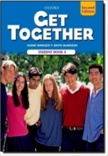 کتاب زبان Get Together 4 S.T+W.B+CD