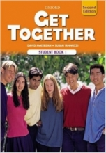 کتاب زبان Get Together 1 S.T+W.B+CD