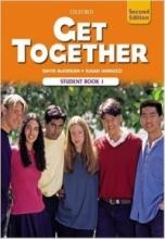 کتاب زبان Get Together 1 S.T+W.B+CD