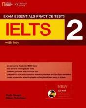کتاب زبان Exam Essentials: IELTS Practice Test 2+DVD