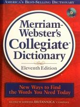 کتاب دیکشنری مریام وبستر کالیجت Merriam-Webster's Collegiate Dictionary 11th Edition