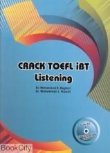 کتاب زبان Crack Toefl iBT Listening + CD