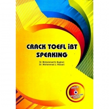 Crack toefl iBT Speaking + CD