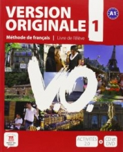 Version Originale 1 + CD audio + DVD