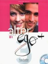 کتاب زبان Alter EGO Plus B1 (S.B+W.B)+CD