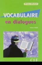 کتاب زبان vocabulaire en dialogues niveau debutant