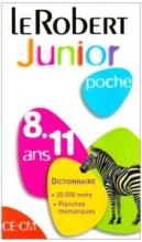 کتاب زبان le robert junior pocch 8.11ans