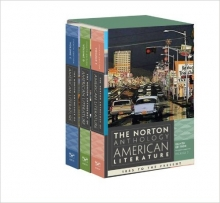 5 جلدی (The Norton Anthology of American Literature (Eighth Edition