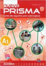 کتاب زبان اسپانیایی نوو پریزما (Nuevo Prisma A1 (SB+WB+CD
