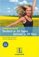 کتاب زبان Langenscheidt Deutsch in 30 Tagen/German in 30 Days