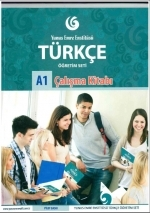 کتاب زبان turkce ogretim seti A1 ders kitabi + calisma kitabi