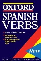 کتاب زبان Oxford Spanish Verbs