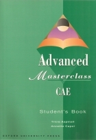 کتاب زبان (Advanced Masterclass CAE (S.B + W.B