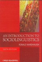 An Introduction to Sociolinguistics 6th