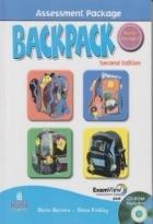 کتاب زبان BACKPACK Starter through 3 assessment Package