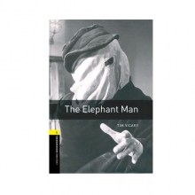 کتاب زبان Bookworms 1:The Elephant Man with CD