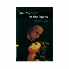 کتاب زبان Bookworms 1:The Phantom of the Opera with CD