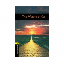Bookworms 1:The Wizard of Oz with CD