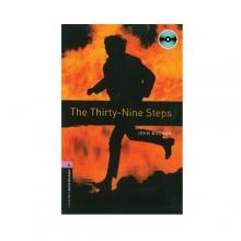 کتاب زبان Bookworms 4:The Thirty-Nine Step With CD
